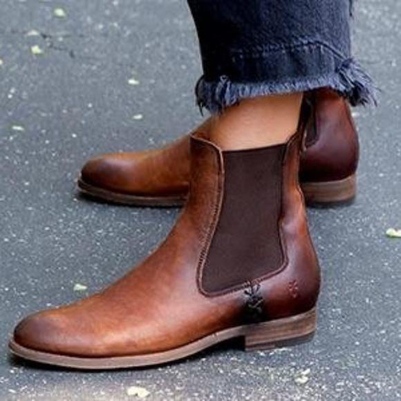 Frye Shoes | Frye Melissa Chelsea Boots